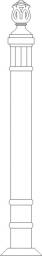 stog-07-1200h120h120mm